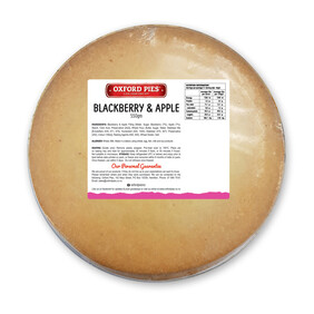 Family Blackberry and Apple Pie - 550g