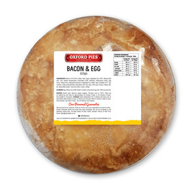 Family Bacon and Egg Pie - 650g