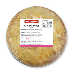 Family Apple Crumple - 550g